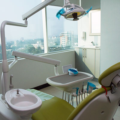 Guatemala Dental Clinic, Dental Room, Treatment Room